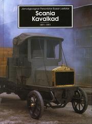 Scania Kavalkad - en bok om Scanias lastbilar och bussar