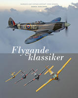 Warbirds and vintage aircraft over Sweden