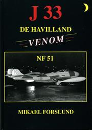 J33 - The De Havilland Venom