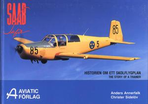 Saab Safir - historien om ett skolflygplan