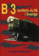 B3 - Junkers Ju 86 i Sverige