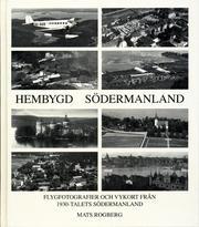 Hembygd Södermanland