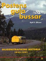 Postens gula bussar