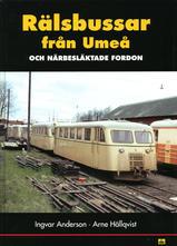 Rälsbussar från Umeå och närbesläktade fordon