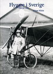 Flygare i Sverige – före jet-eran