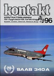 Kontakt 96 - Saab 340A-special